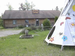White Earth, MN : A coffee shop and cafe on the White Earth Ojibwe Reservation
