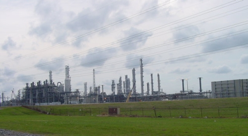 Port Arthur, TX: Refinery in Port Arthur TX