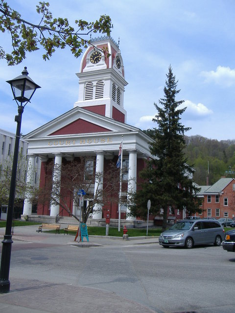 Montpelier, VT: Washington County Superior Court House