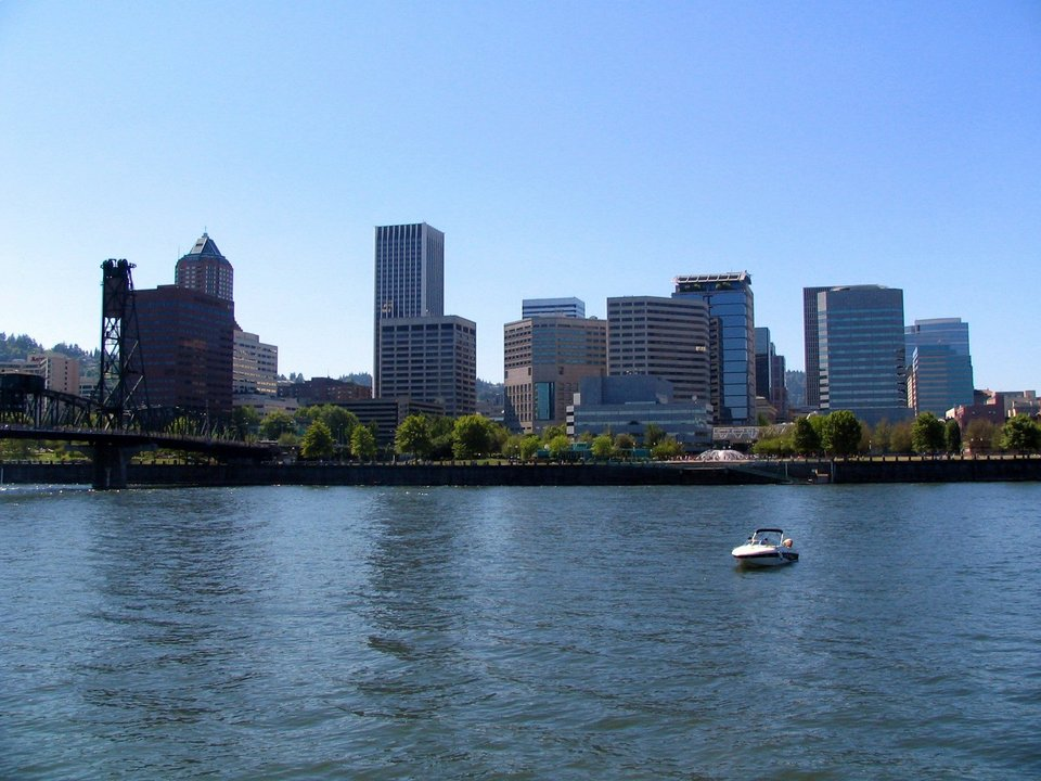 Portland, OR : Downtown Portland