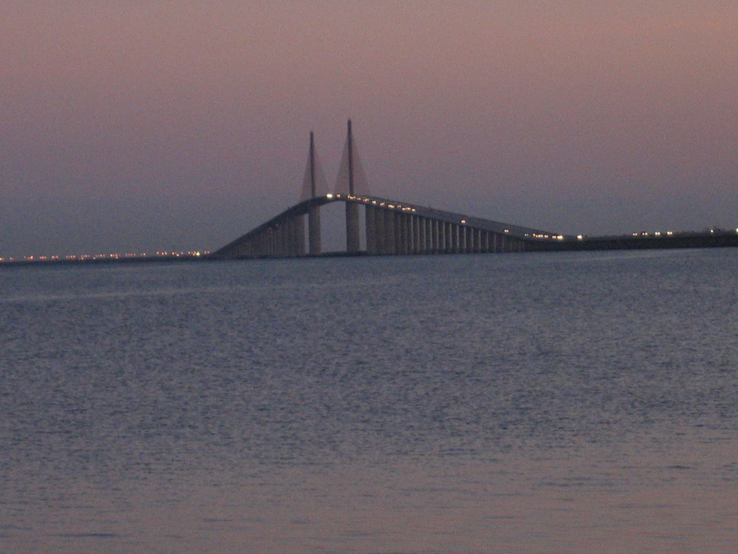 Clearwater, FL: Sunshine Skyway Bridge