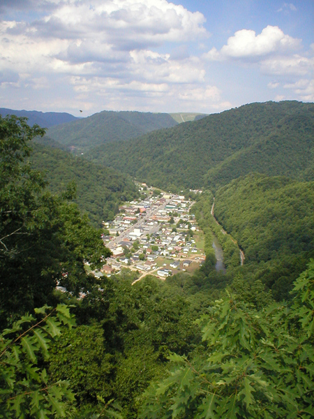 Cities In Ms >> Oceana, WV : Oceana photo, picture, image (West Virginia) at city-data.com