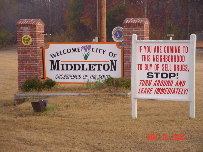 Middleton, TN: WELCOME TO MIDDLETON, TENNESSEE