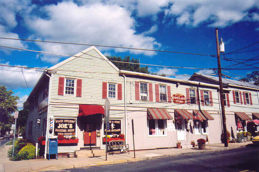 New Egypt, NJ : Main Street