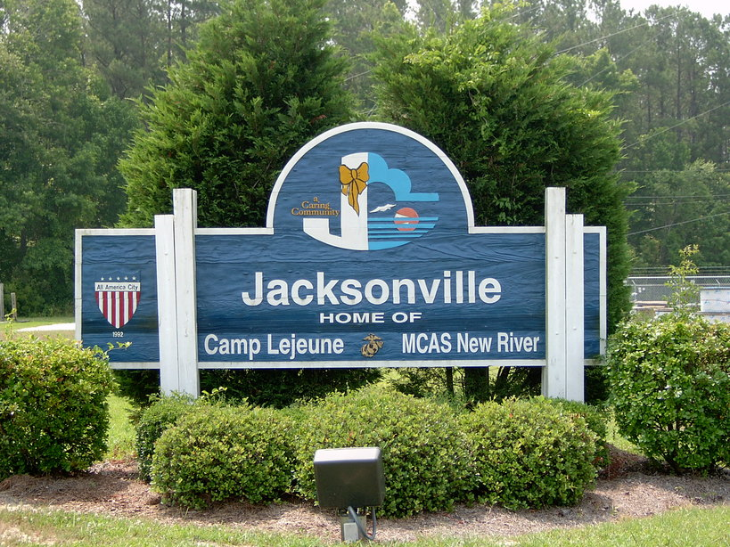 Jacksonville, NC : Jacksonville, NC City Limits