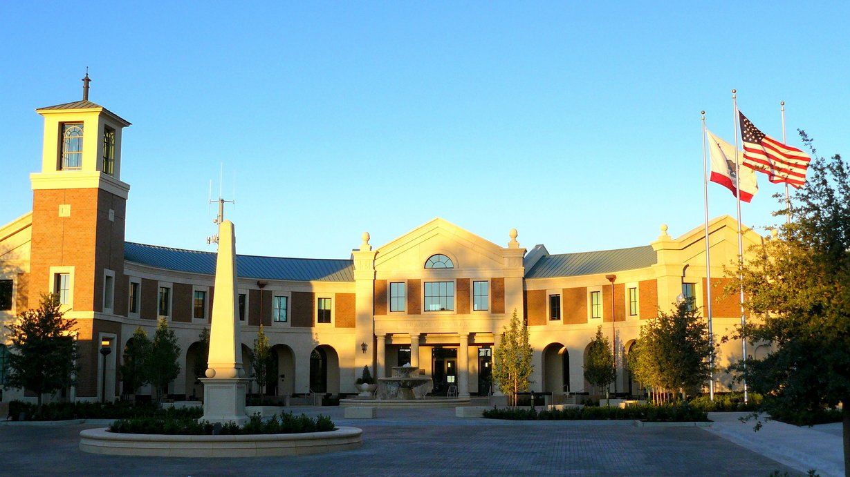 Tracy, CA : Tracy City Hall