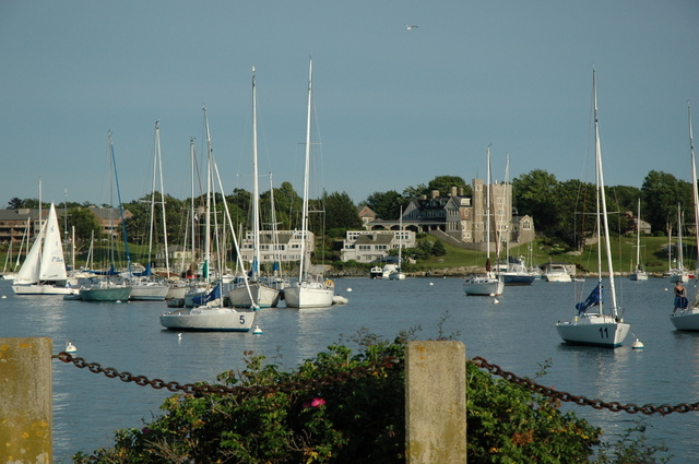 Newport, RI : Newport Harbor