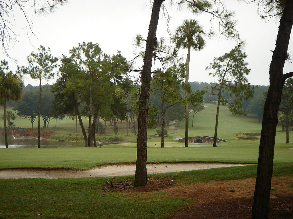 Howey-in-the-Hills-Okahumpka, FL : the mission inn golf course