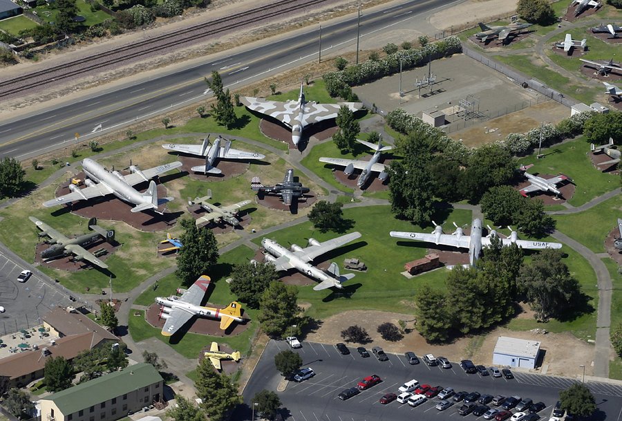 Atwater, CA : When the closure of Castle Air Force Base was announced in 1994, a group of dedicated enthusiasts in the Atwater-Merced area formed a non-profit organization called the Castle Air Museum Foundation, Inc. Their purpose was to assume custody of the collection of aircraft. It was their dream to build a museum in which faithfully restored historic aircraft could be exhibited for public enjoyment.