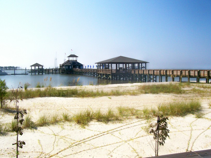 Biloxi, MS : Harrison County Sand Beach