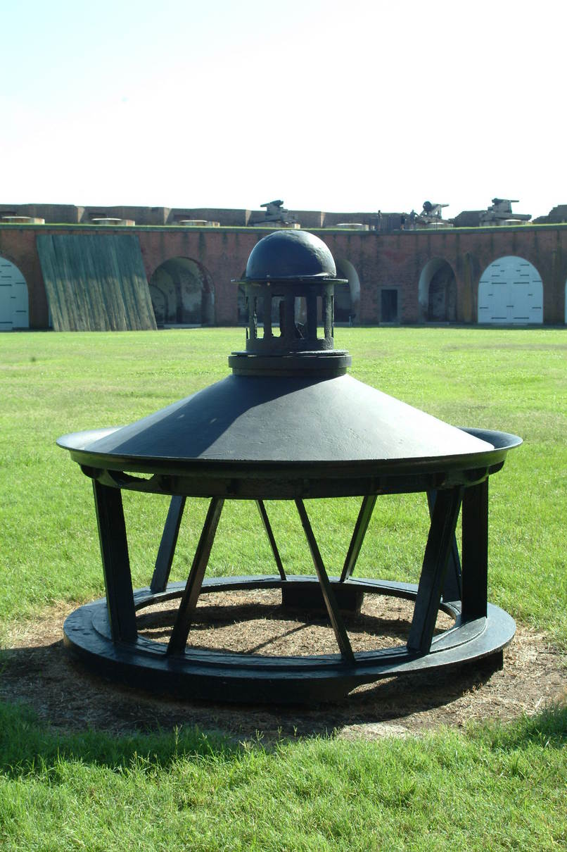 Savannah, GA : fort pulaskil