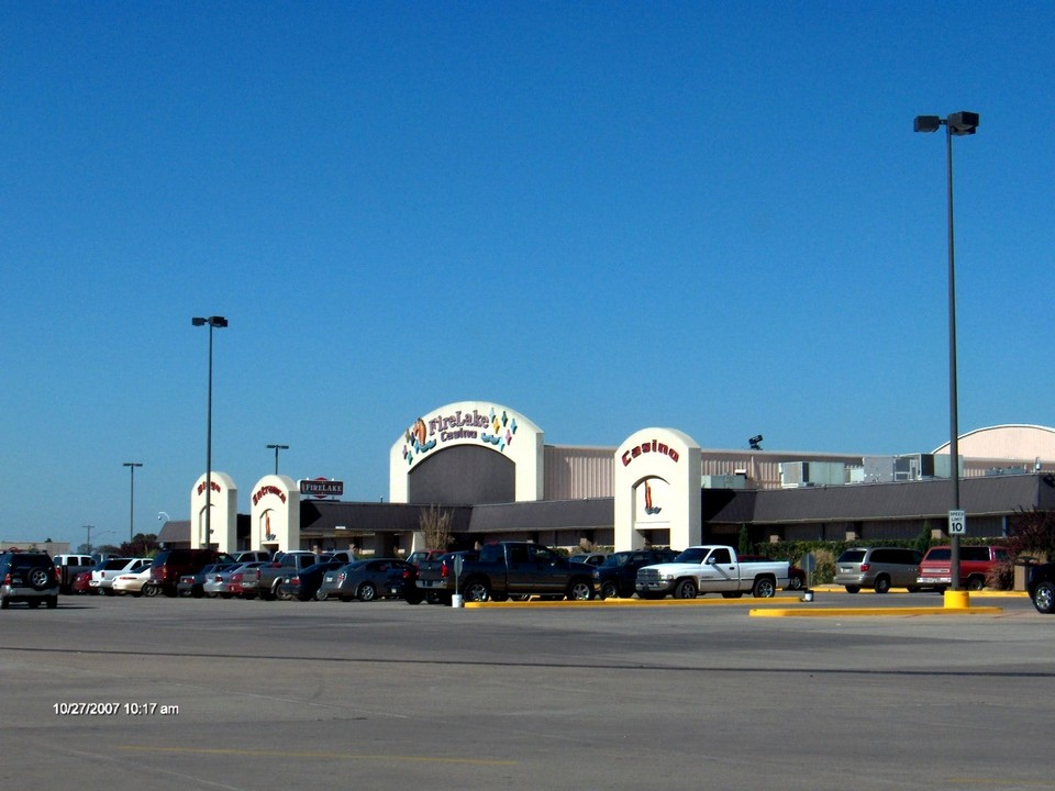 Indian owned casinos in oklahoma