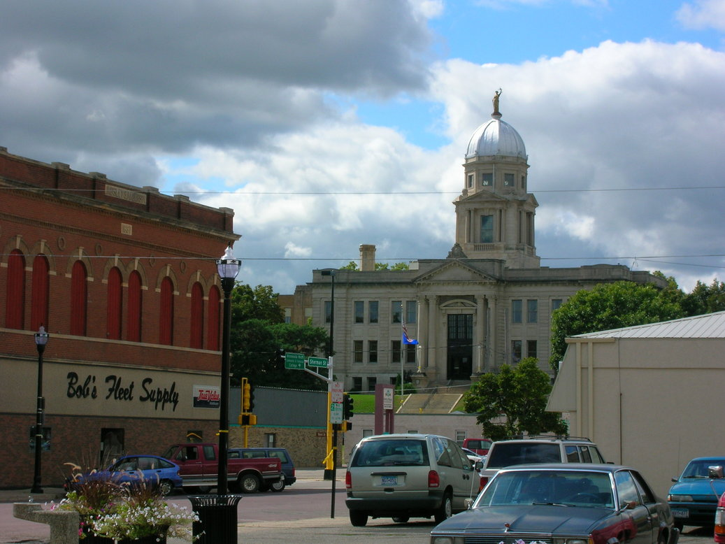 Jackson, MN : downtown