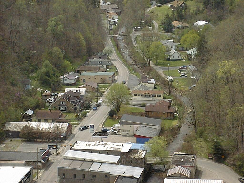 Bradshaw, WV: Bradshaw, West Virginia 2005