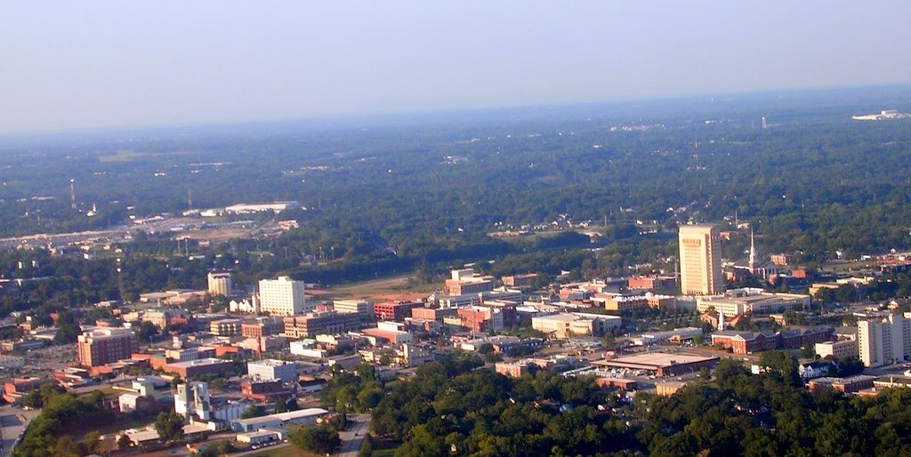 Spartanburg, SC : Downtown
