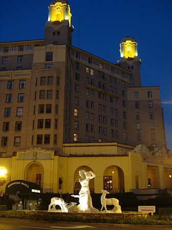 Hot Springs, AR : Arlington Hotel