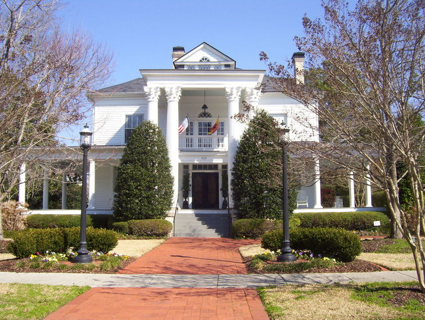 New Bern, NC: New Bern Historical Home