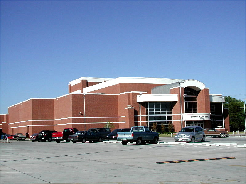 Stillwater, OK : Stillwater High School Performing Arts Center