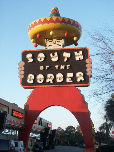 Dillon, SC : South of the Border