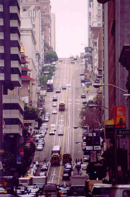 San Francisco Ca California Avenue Photo Picture