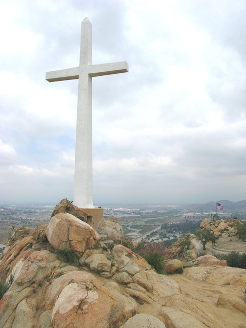 Riverside, CA : MY 1ST DAY TO MT. RUBIDOUX
