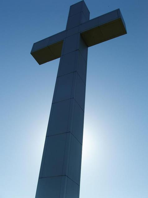 Wickliffe, KY : Memorial Cross, Wickliffe, Ky