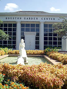 Houston, TX : Houston Garden Center