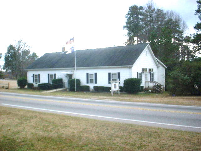 Norlina, NC: Norlina VFW Hall