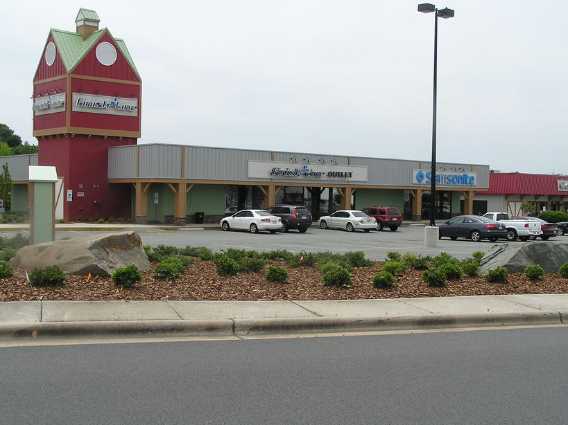 Burlington Outlet Village