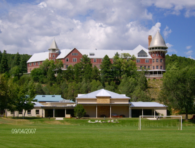 Las Vegas, NM : United World College outside of Las Vegas photo ...