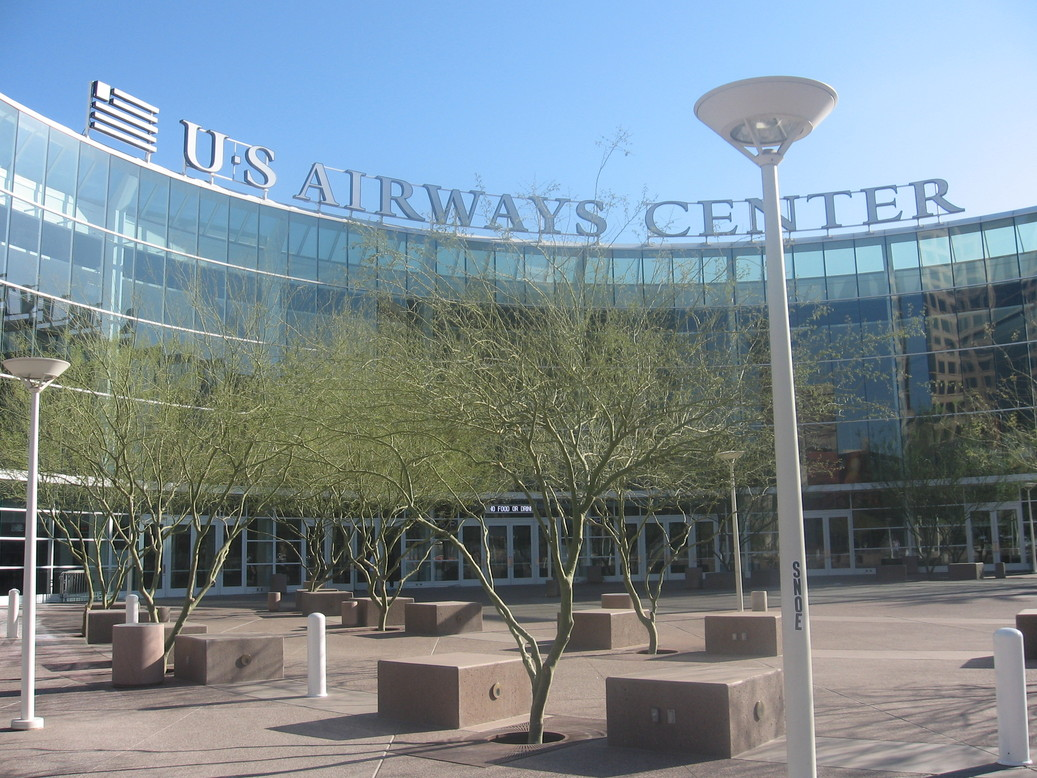 Phoenix, AZ: U.S. Airways Center