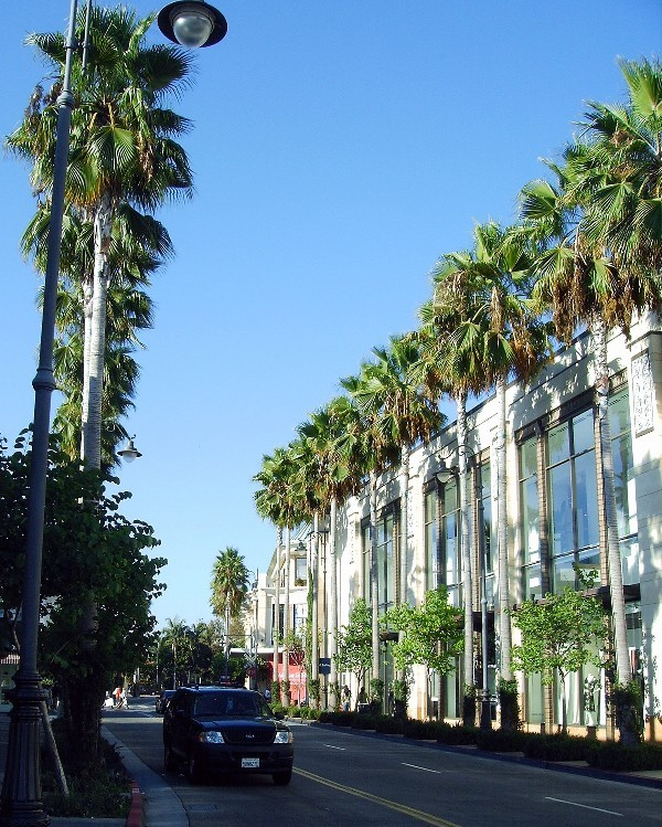 Los Angeles, CA : At Beverly Hills