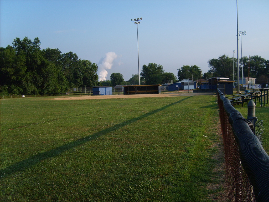 South Point, OH: South Point Baseball Field