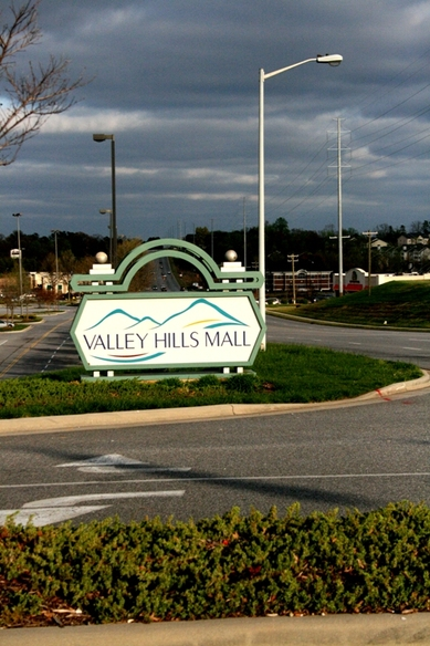 Hickory, NC : Valley Hills Mall