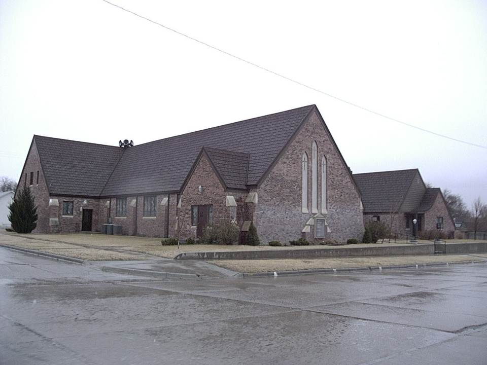 Syracuse, KS: United Methodist Church Feb 18, 2003