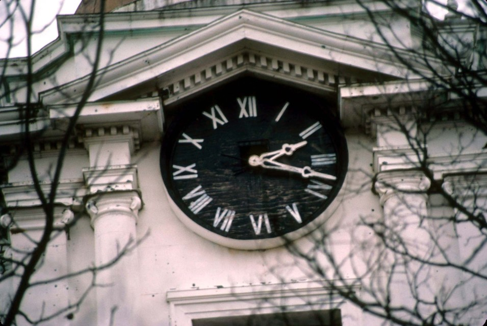 Scottsboro, AL : Town Clock