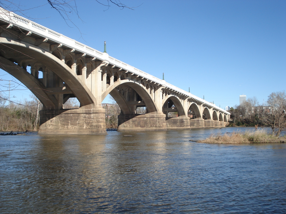 Columbia, SC : Congaree River