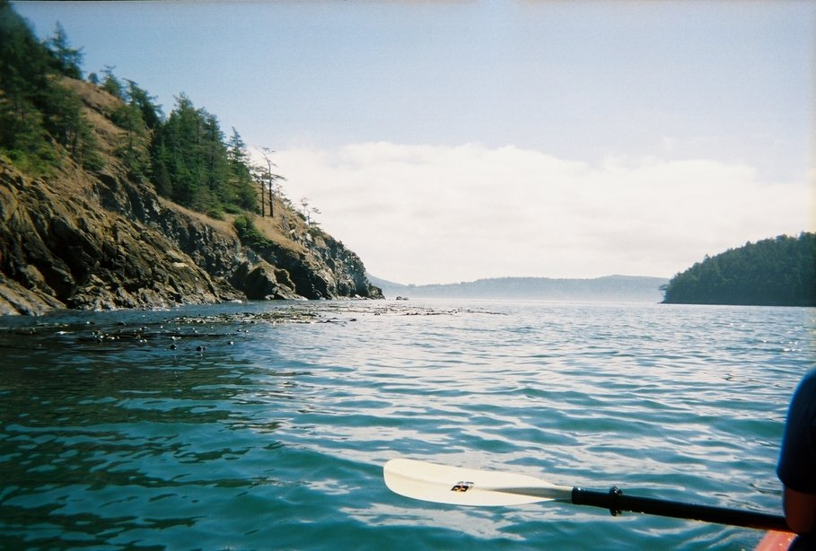 Anacortes, WA: Kayaking in Anacortes in August