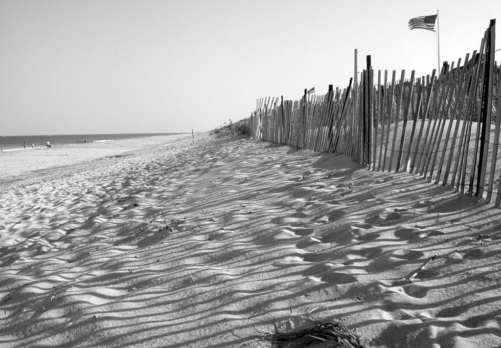 Bay Head, NJ : Beach stripes