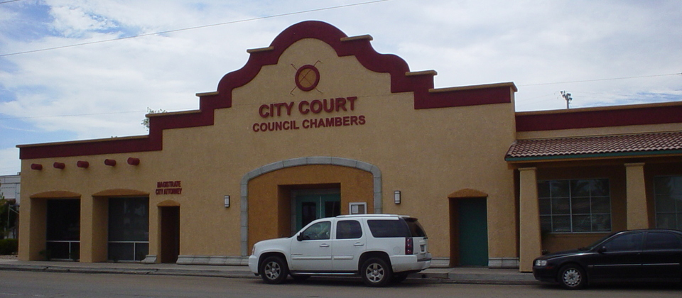 Eloy, AZ: Eloy City Hall