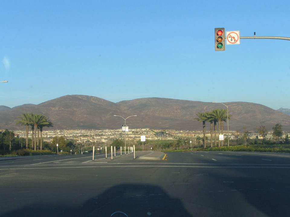 Chula Vista, CA : Looking toward the (Summer ) Olympic Training Center