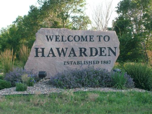 Hawarden, IA : Welcome to Hawarden