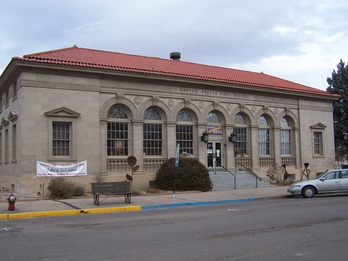 Canon City (CO) United States  city photos gallery : Canon City, CO : Former United States Post Office photo, picture ...