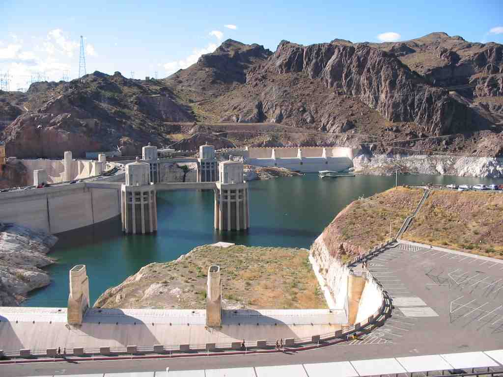 Boulder City, NV: Hoover Dam, At Boulder City Nevada