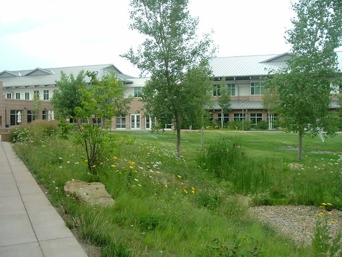 Broomfield, CO : Sun Microsystems campus in Broomfield