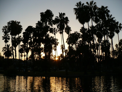 Los Angeles, CA : Echo Park, Los Angeles, CA