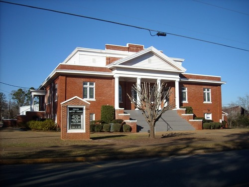 Edison, GA : Edison Baptist Church
