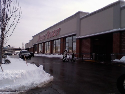 Reading, MA : Reading's Market Basket
