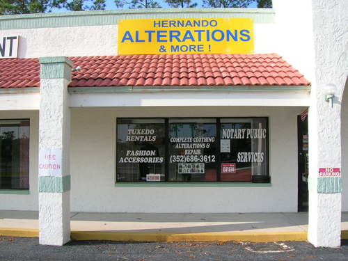 Spring Hill, FL: Hernando County's Premier Alterations, Tailoring & Custom Sewing Specialist!