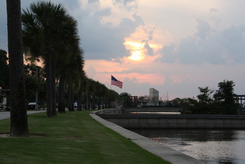 Sanford, FL : Sanford River Walk